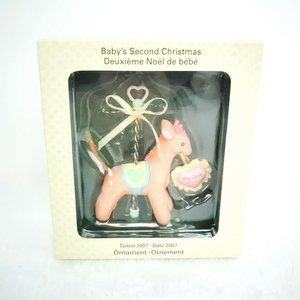 Designers Collection Babys Second Christmas